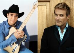 Clint Black and Michael W Smith headline the Blue Gate Theater's 2013 Signature Concert Series