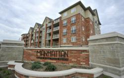 Manhattan condos and townhomes in Barrie