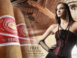 Romeo y Julieta Reserva Real cigars