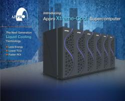Appro Xtreme-Cool Supercomputer