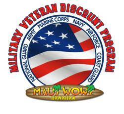 Maui Wowi Doubles Discount off Franchise Fee for U.S. Veterans
