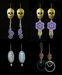 Memento Mori and Skull Vanitas By Jenne Rayburn
