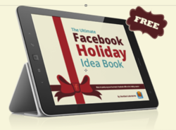 Facebook holiday Idea Book free for download