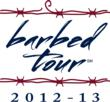 Ben Gallaher Launches Holiday 'Barbed Tour' to Sing Behind...