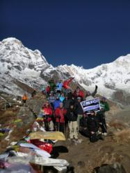 Annapurna Sanctuary Trek Base Camp