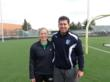 Husted Kicking Coach Brady Beeson Helps Annika Ortiz-Smith Become...