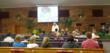 Nick as guest speaker teaching from Kiss What? to enthusiastic teenagers at Calvary Chapel Seneca Falls, NY