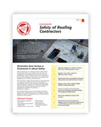 Contractor Safety white paper