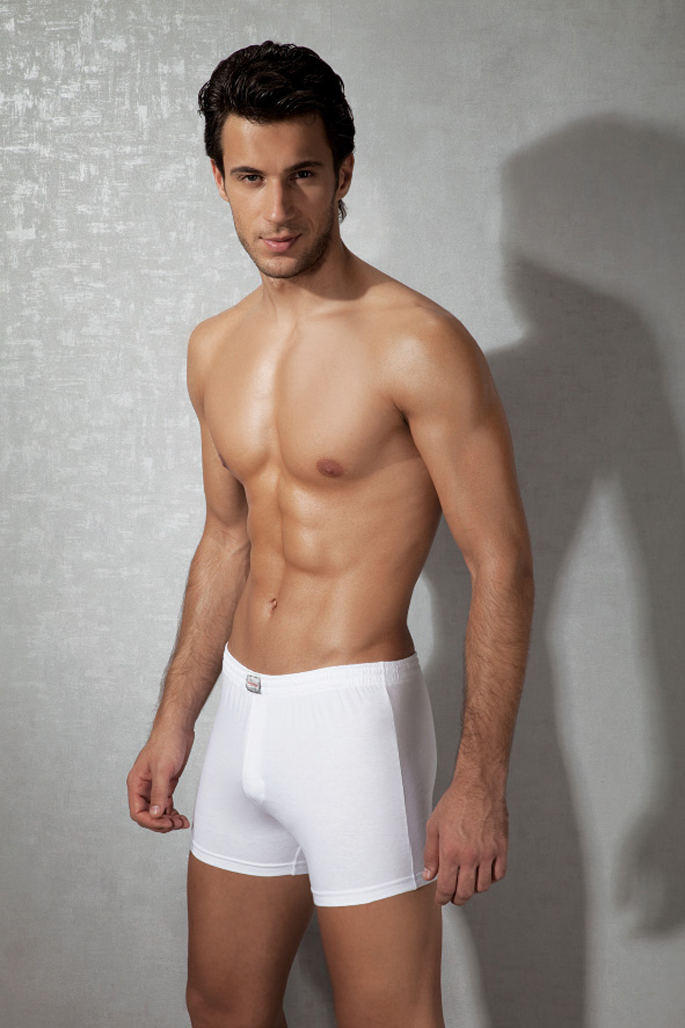Men's shapewear is another great option to consider when looking for men's underwear. From sculpting shirts and slimming trunks to shape forming briefs and seamless tank tops, you'll find that every ensemble looks better when you wear toning and slimming shapewear underneath it.