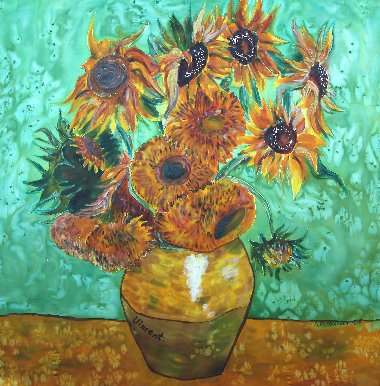 Van Gogh s Sunflowers Symbols of Happiness