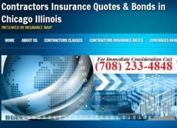 Contractors insurance quotes and contractors bonds