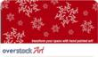 For the gift giver who still is having trouble deciding, overstockArt.com gift certificates are also available.
