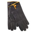 Cashmere-lined Kid Leather Gloves