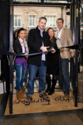 Indigo Furniture showroom opening