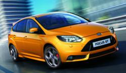 The new Ford Focus ST - available under the Ford Privilege Scheme