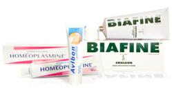 Biafine, Homeoplasmine, Avibon, and BiafineACT promotional offers