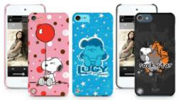 iLuv's new iPod Touch accessories