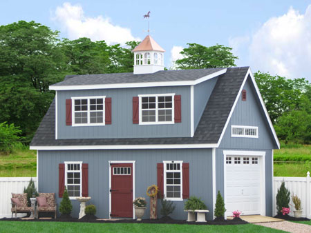 Double Wide Garages And Modular Buildings Added To The