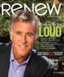Christopher Kennedy Lawford tells readers in the November/December issue of Renew, it's time to get loud for recovery.