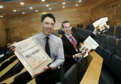 Engineers Ireland awards CPD approval to ISO 50001 Energy Training Course