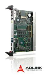 ADLINK's 3rd Generation Intel® Core™ i7 Processor-Based 6U CompactPCI® Blade with Remote Management
