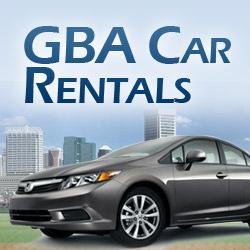 GBA Car Rentals 13th Anniversary