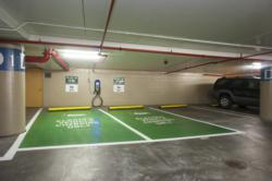 SemaConnect installs EV Charging Stations for The Shidler Group in Hawaii