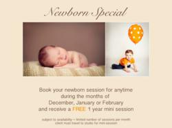 Newborn Special - NJ Baby Photographer Christine DeSavino