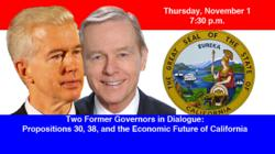 Stephen S. Wise Temple Governors Dialogue - November 1