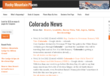 News feed display for Colorado.