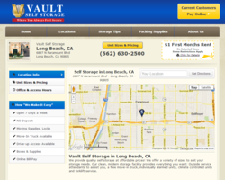 Vault Self Storage Long Beach
