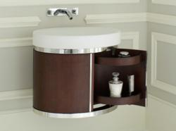 Strela Petite Wall Mount Bathroom Vanity From Kohler