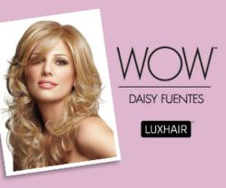 Daisy fuentes introduces luxhair wow a collection of hair daisy fuentes introduces luxhair wow a collection of hair extensions and hairpieces pmusecretfo Gallery