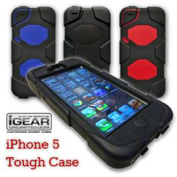 Best Protection iPhone 5 Tough Case