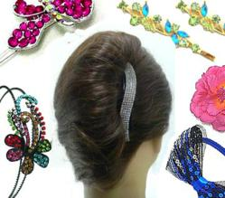 Hair Barrettes Wholesale pricing