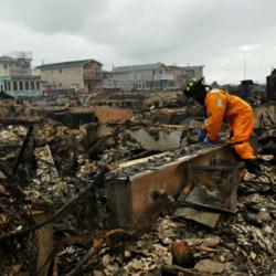 Hurricance Sandy Victimized Homeowners