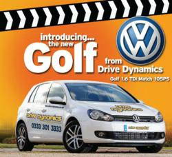 VW Golf Instructor Franchise