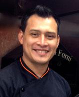 Giovanni Orellana, winner of TigerChef's Signature Recipe Contest