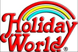 Holiday World Theme Park in Santa Claus, Indiana
