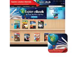 A new app and proprietary e-content delivery platform Explor-eBook!