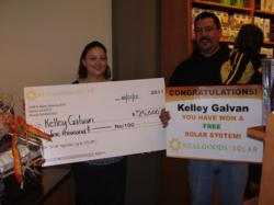 Fresno Resident Wins Free Photovoltaic Method in 2012 Photovoltaic Sweepstakes