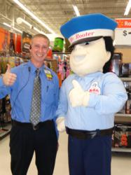 Mr Winkie and Walmart Manager