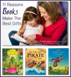 11 Reasons Why Books Make Best Gifts