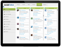 SocialMotus Social Management Tool