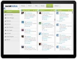 SocialMotus Social Management Tool