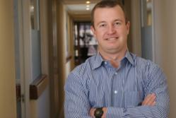 Photo of Ray Meiring, CEO of Qorus Software