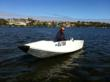 quickboats, quickboat, deryck graham, folding boat, instant boat, collapsable boat, kit boat, folding dinghy, folding tender