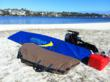 quickboats, quickboat, deryck graham, folding boat, instant boat, collapsable boat, kit boat, folding dinghy, folding tender
