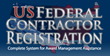 US Federal Contractor Registration Now Registering Small Businesses to...