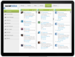 SocialMotus - Social Media Management Tool Dashboard
